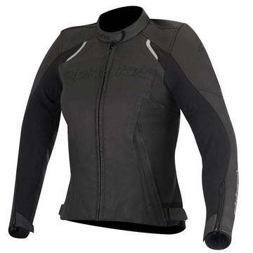 Immagine di GIACCA STELLA DEVON LEATHER ALPINESTARS
