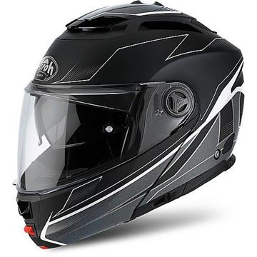 Immagine di CASCO PHANTOM-S SPIRIT BLACK  AIROH
