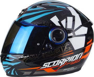 Immagine di CASCO EXO-490 ROK REPLICA SCORPION