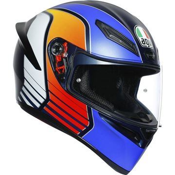 Immagine di CASCO K1 MULTI  POWER MATT AGV
