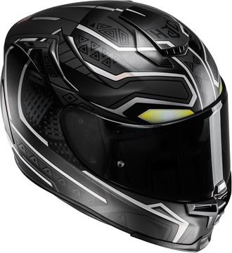 Immagine di CASCO RPHA70 BLACK PHANTHER MARVEL HJC