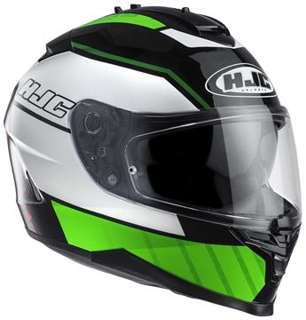 Immagine di CASCO IS-17 TRIDENTS HJC