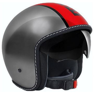 Immagine di CASCO BLADE GLOSS METAL RED MOMO