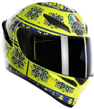 Immagine di CASCO K1 WINTER TEST 2015 AGV