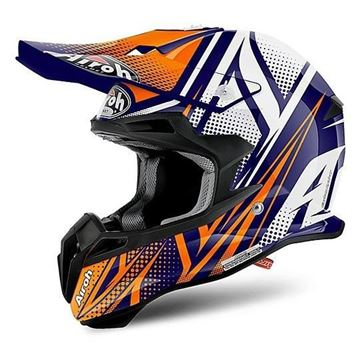 Immagine di CASCO TERMINATOR 2.1 S CLEFT ORANGE AIROH