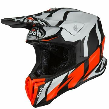 Immagine di CASCO TWIST GREAT ORANGE AIROH