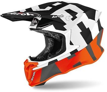 Immagine di CASCO TWIST 2.0 FRAME ORANGE AIROH