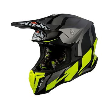 Immagine di CASCO TWIST GREAT ANTHRACITE MATT AIROH