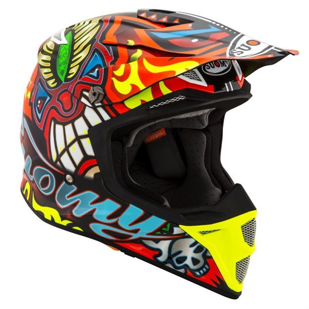 Immagine di CASCO MX SPEED TRIBAL SUOMY