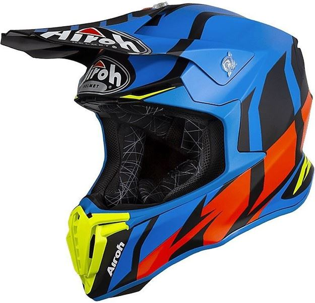 Immagine di CASCO TWIST GREAT BLUE AIROH