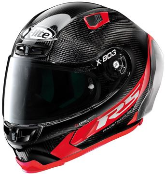 Immagine di CASCO X-803 RS ULTRA CARBON HOT LAP X-LITE
