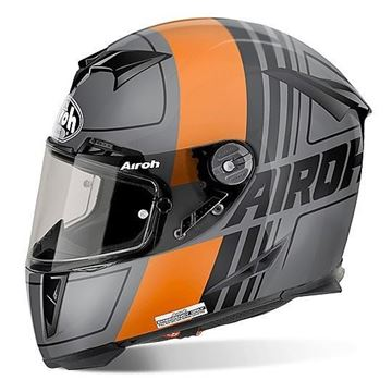 Immagine di CASCO GP500 SCRAPE ORANGE AIROH