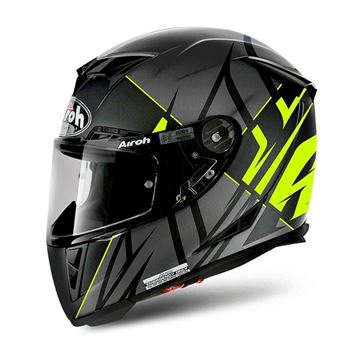 Immagine di CASCO GP500 SECTORS YELLOW AIROH