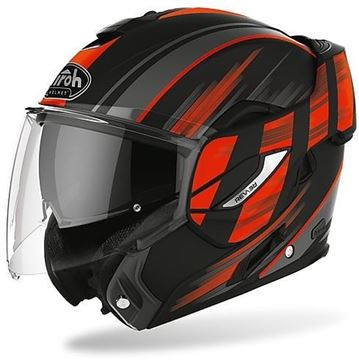 Immagine di CASCO REV19 IKON ORANGE AIROH