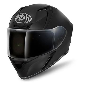 Immagine di CASCO VALOR COLOR BLACK MATT AIROH