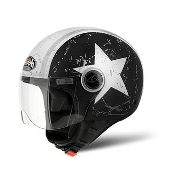 Immagine di CASCO COMPACT PRO SHIELD BLACK AIROH