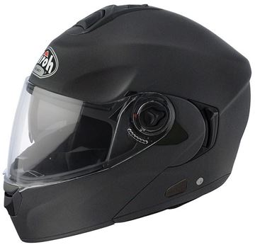 Immagine di CASCO RIDES COLOR BLACK MATT AIROH