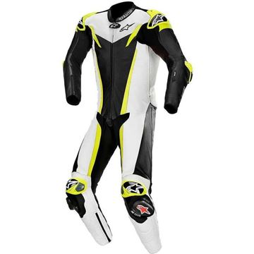 Immagine di TUTA GP TECH V3 1 PC  TECH-AIR COMPATIBLE ALPINESTARS