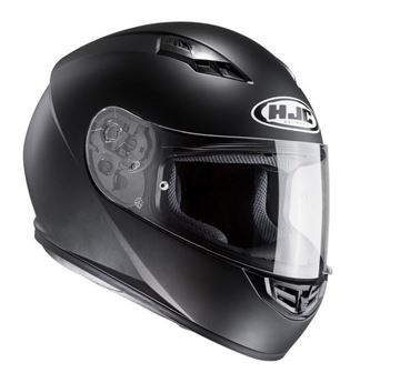Immagine di CASCO CS-15 SEMI  BLACK HJC