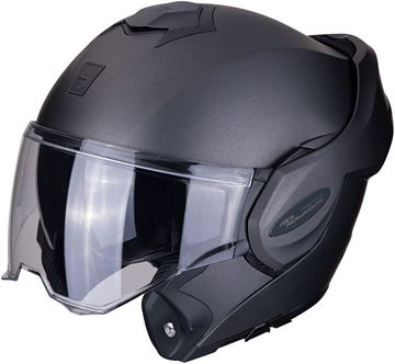 Immagine di CASCO EXO-TECH SOLID SCORPION