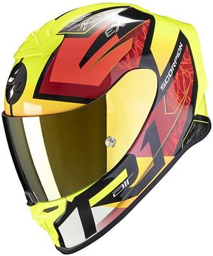 Immagine di CASCO EXO R1-AIR  INFINI SCORPION