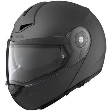 Immagine di CASCO C3 PRO MATT ANTHRACITE SCHUBERTH