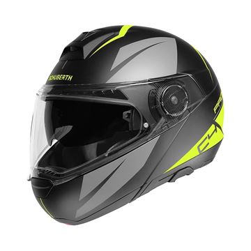 Immagine di CASCO C4 PRO MERAK YELLOW SCHUBERTH