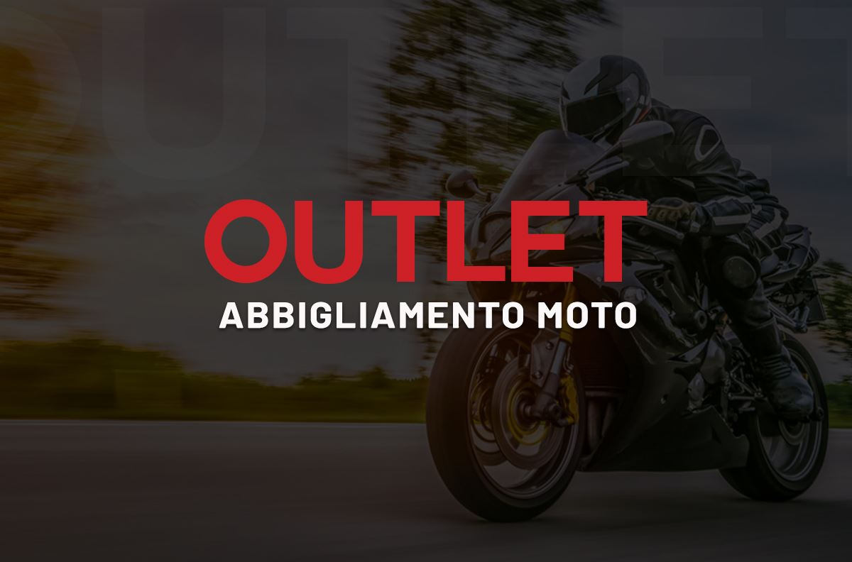 Immagine per la categoria Outlet Moto