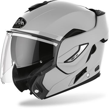 Immagine di CASCO REV 19 COLOR CONCRETE GREY MATT AIROH