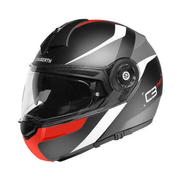 Immagine di CASCO C3 PRO SESTANTE RED SCHUBERTH